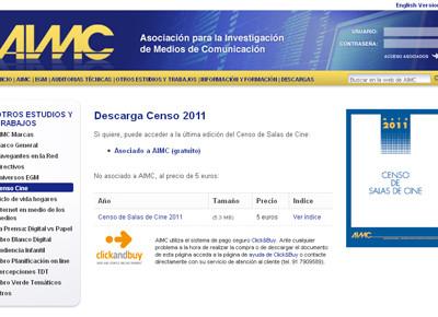AIMC Censo