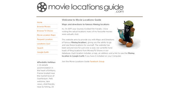 Movie Locations