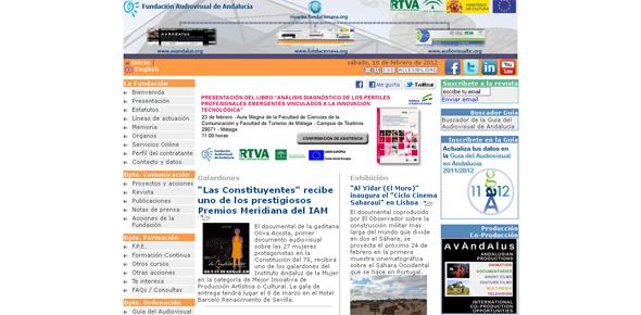Fundación Audiovisual Andaluza