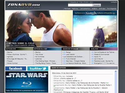 Zona DVD
