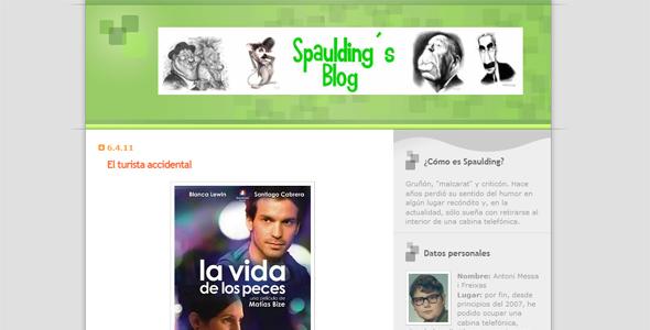 Spaulding's Blog