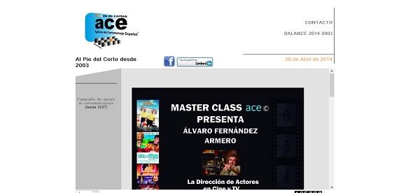 Párlame de Cortos. Agencia del Cortometraje Español