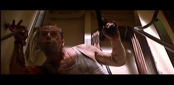 McClane, el amo