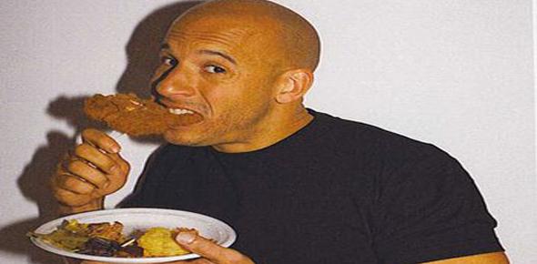 Vin Diesel Comedia