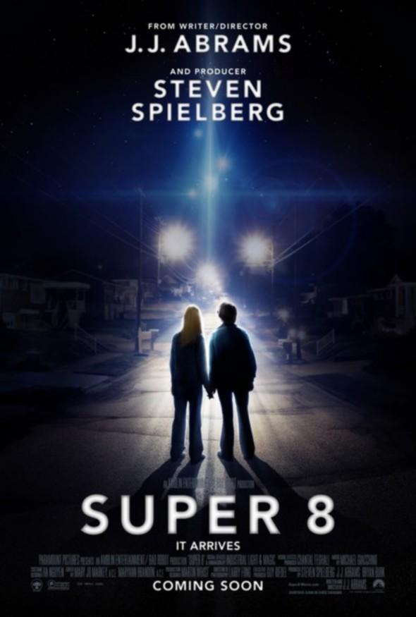 Póster Super 8