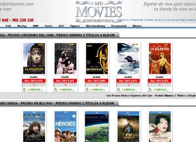 MD Movies Distribucion