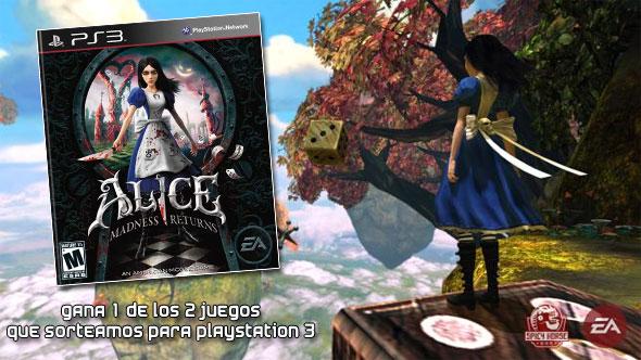 Alice Madness Returns
