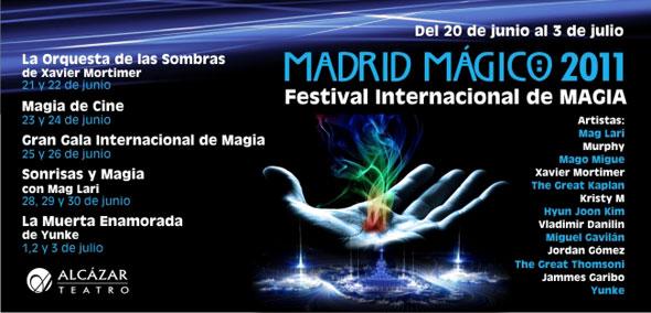 Madrid Mágico 2011