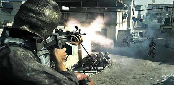 Campeonato Call Of Duty Interior