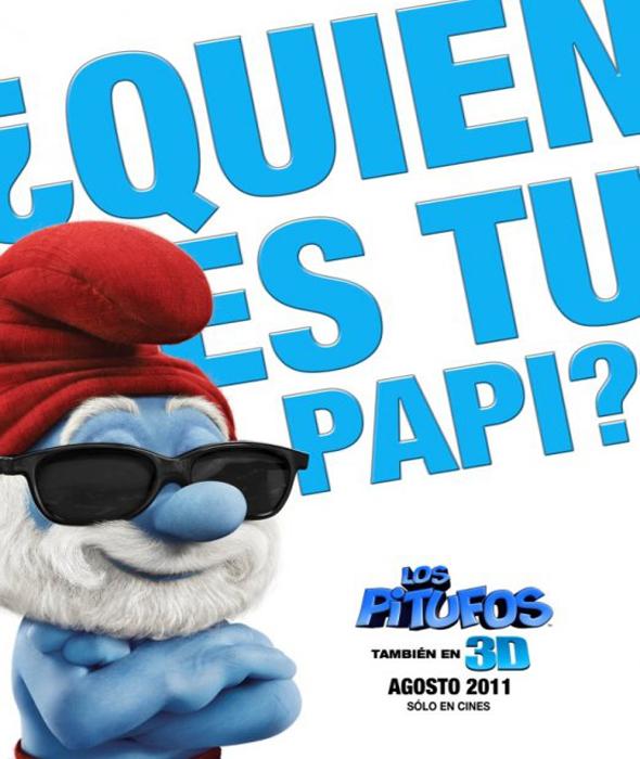 Los Pitufos Trailer 2