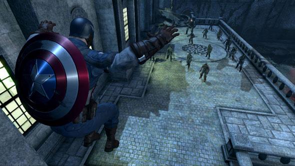 Capitán América Supersoldado