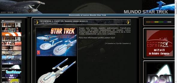 Mundo Star Trek