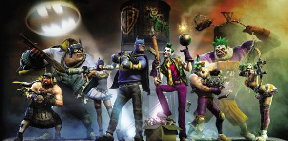 Gotham City Impostors Interior