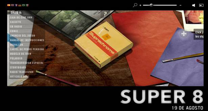 Marketing Super 8 (Carrusel)