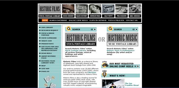 Historic Films