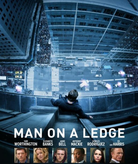 Man On A Ledge Interior