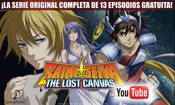 Saint Seiya YouTube 1
