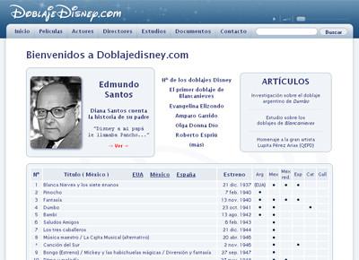 Voces Disney