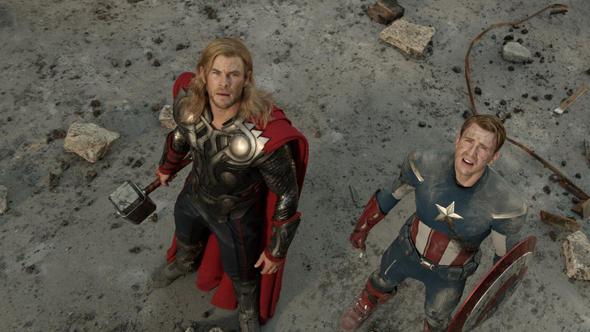 Los Vengadores Trailer 1