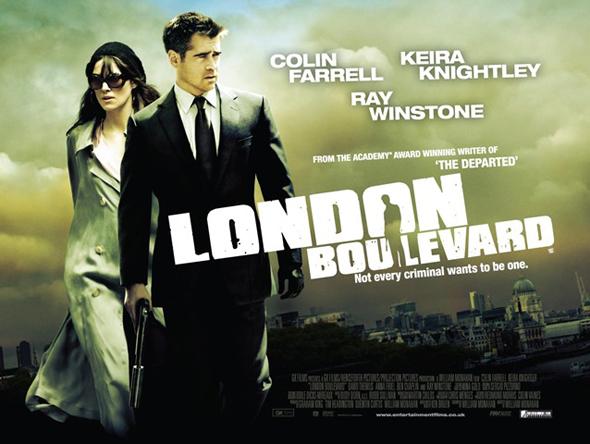 London Boulevard Interior