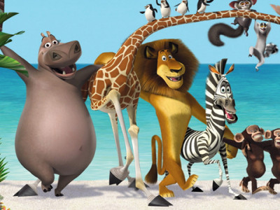 Madagascar 3 (Carrusel)