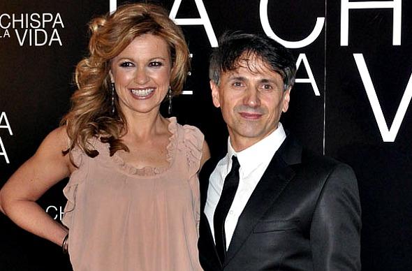 Jose Mota y su mujer