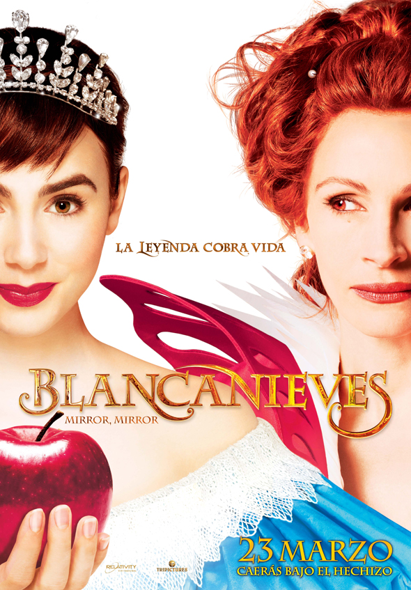 Blancanieves Poster 1