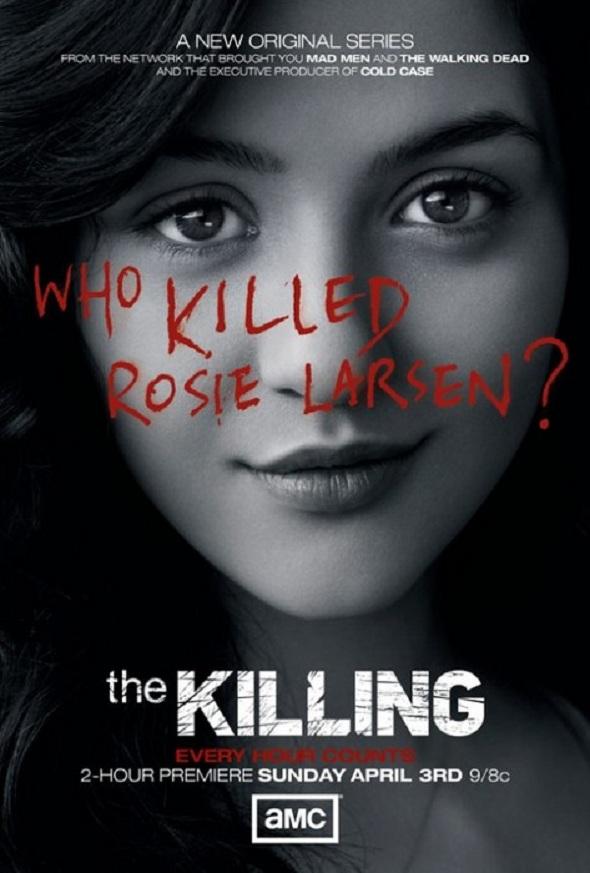 The Killing DVD Interior