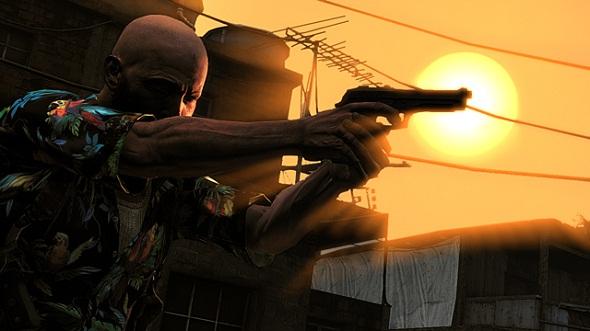 Pantallas Max Payne 3 Interior 2