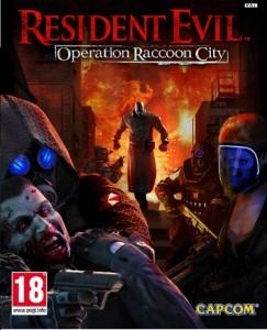 Resident Evil Raccoon Interior 1