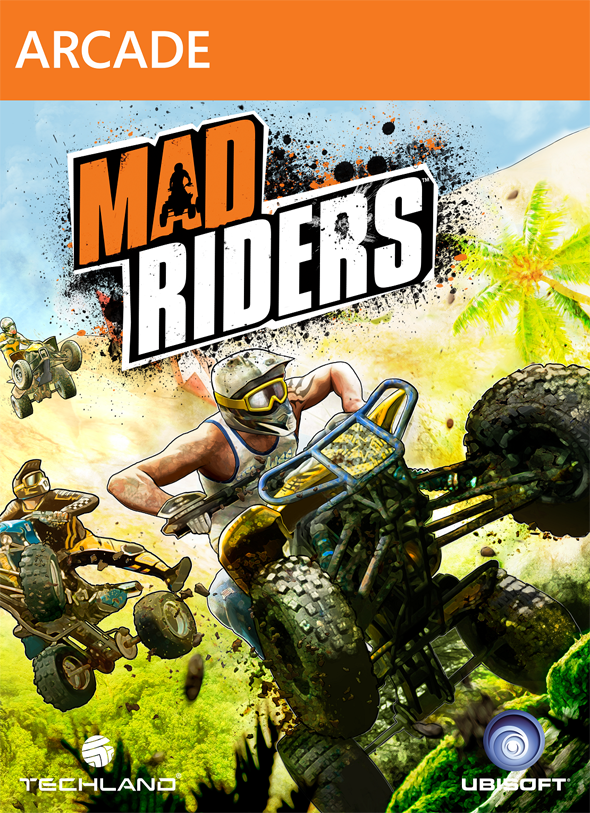 Mad Riders 1