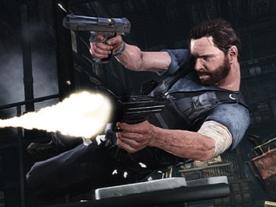 Max Payne 3 armas Carrusel