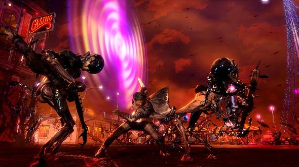 Devil May Cry  Interior 2