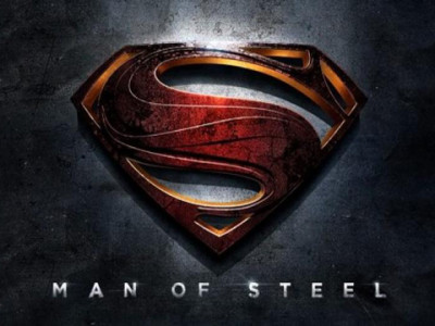 Man of Steel Logo (Carrusel)