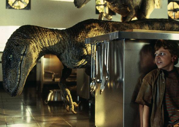 Guionistas Nuevos para Jurassic Park Interior