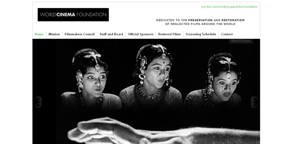 World Cinema Foundation