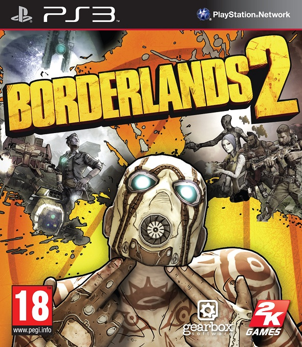 Borderlands 2 Interior 1