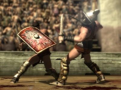 Spartacus Legends Carrusel