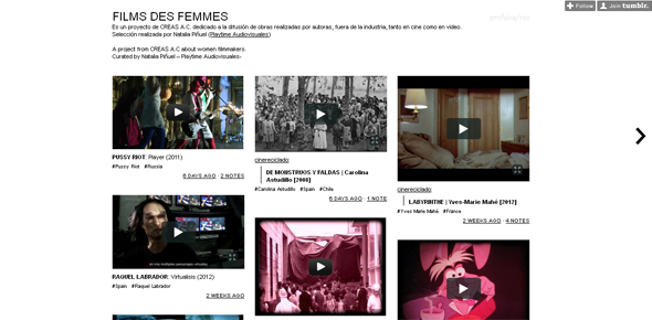 Films des Femmes