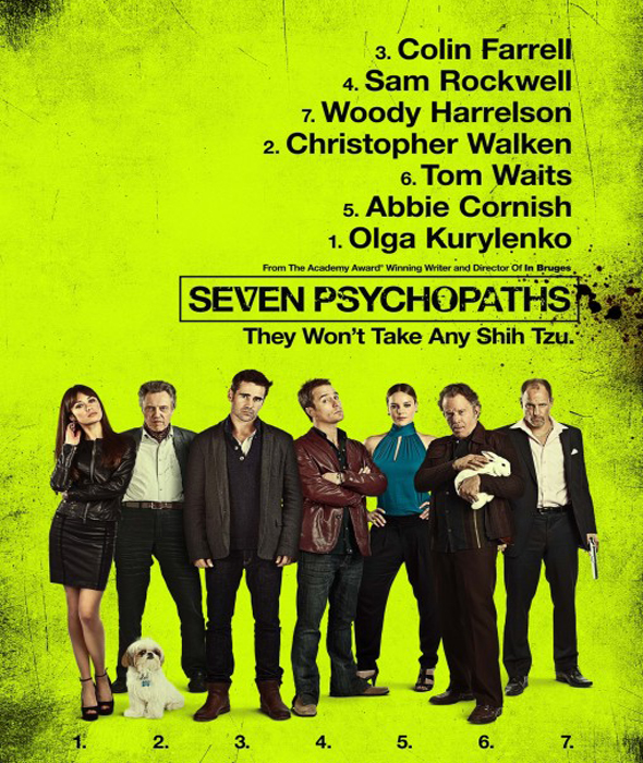 7 Psychopaths Interior