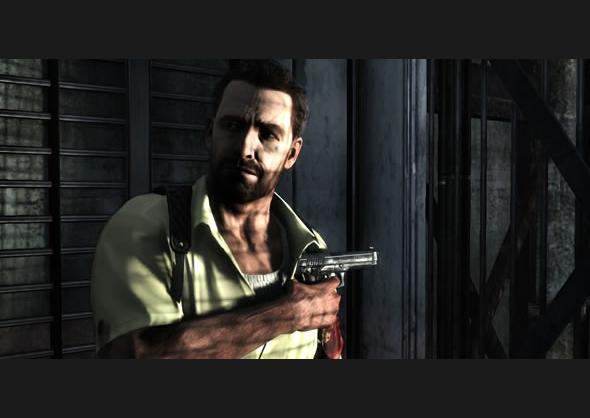 Crimen Desorganizado Max Payne Interior