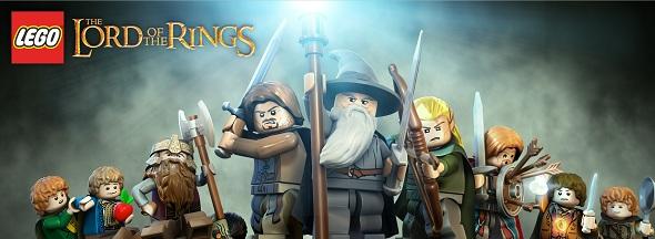 El Señor de los Anillos Lego Interior