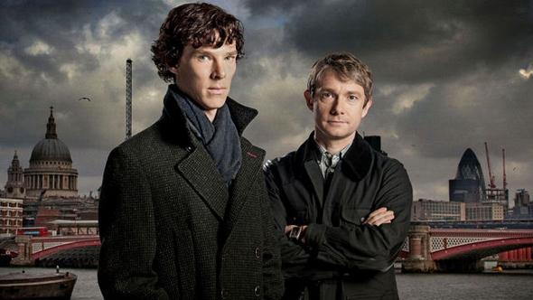Hablando de Series : Sherlock