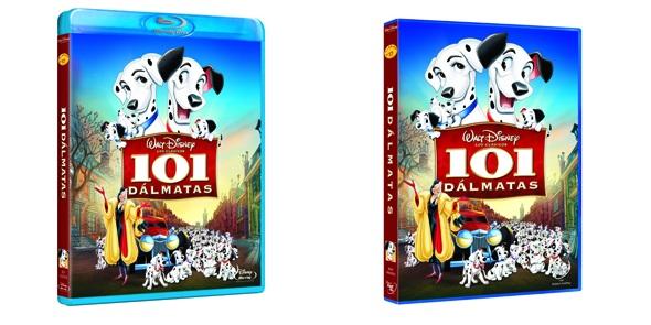 101 dálmatas DVD  Interiror 1