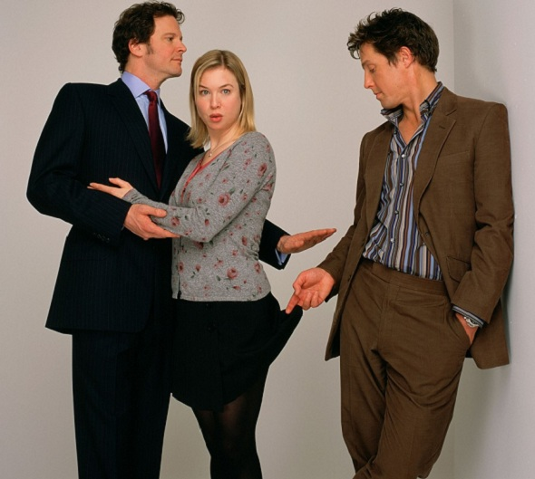 Del papel a la pantalla Bridget Jones interior