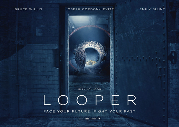 Looper Trailer Español Interior