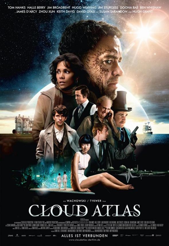 Poster El Atlas De las Nubes Interior