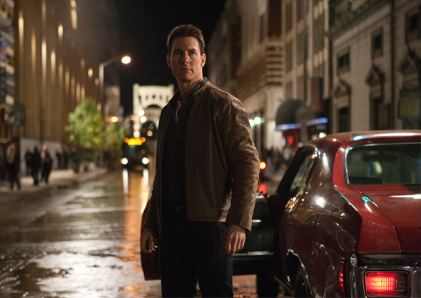 Jack Reacher Trailer Castellano Interior