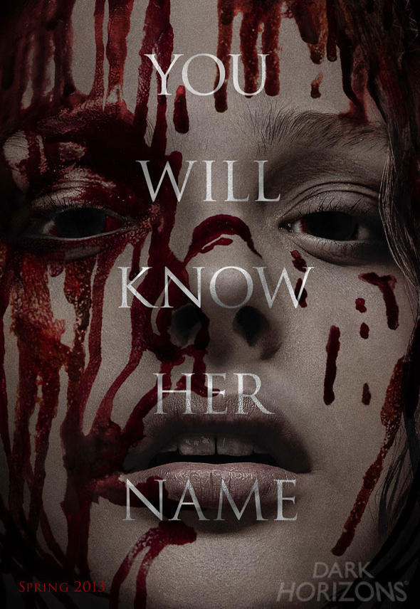 Poster Carrie Remake Interior