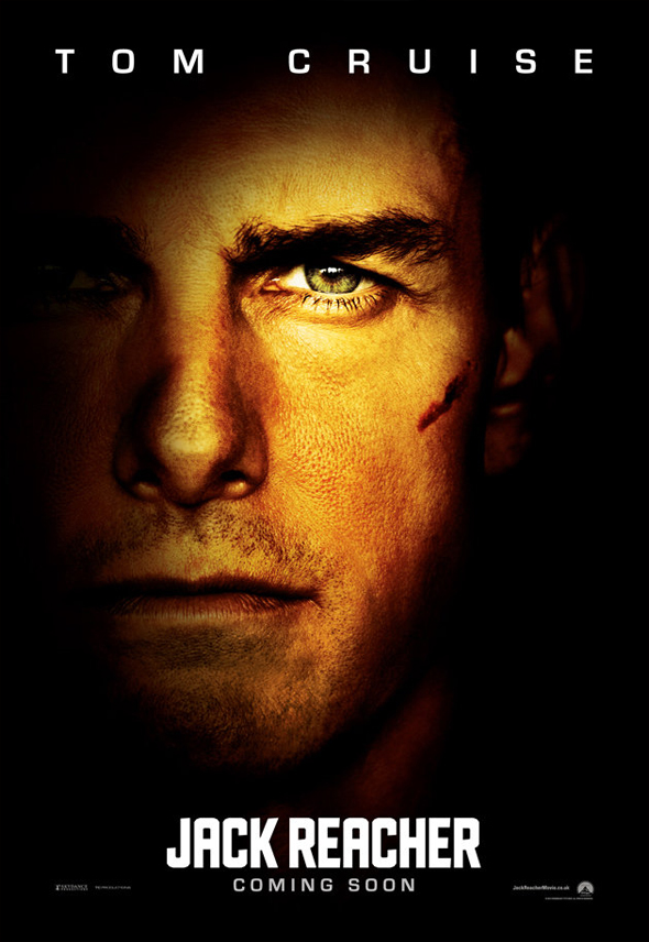 Poster Jack Reacher Interior